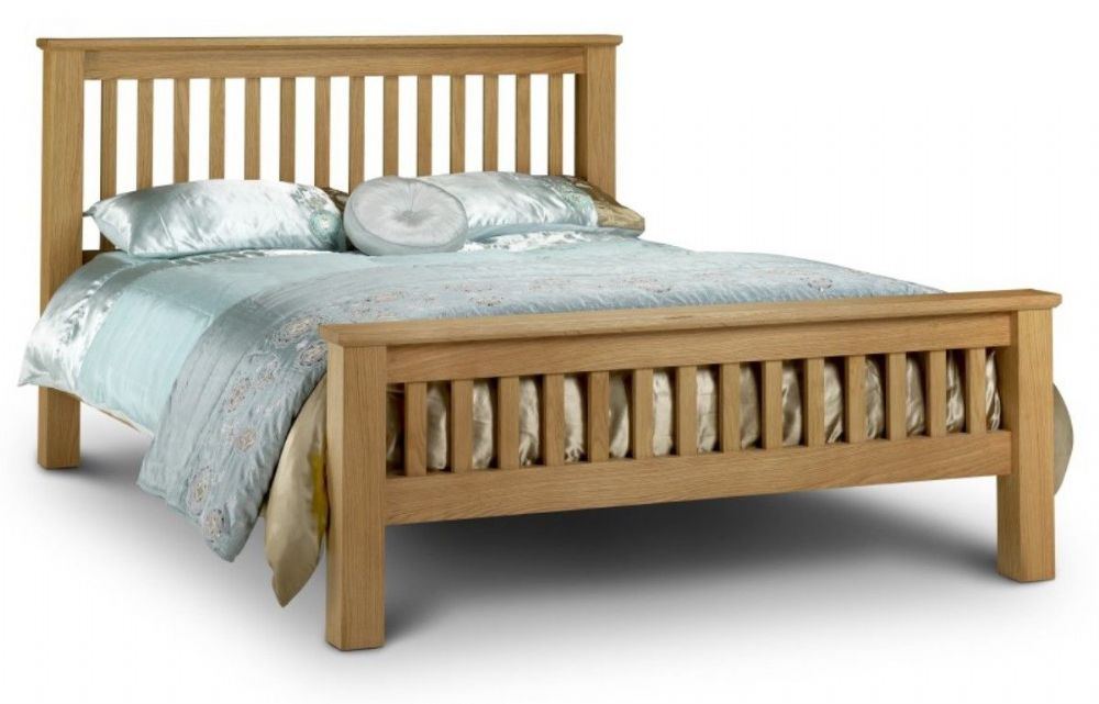 amsterdam high foot end bed king size 150cm sale now on your